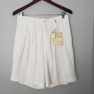 Tommy Bahama Casino Deck Silk Shorts in Cloud 12